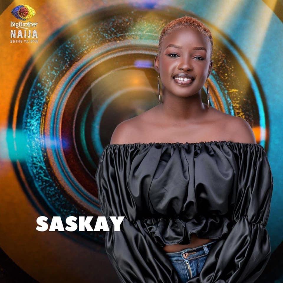BBNaija: My mum died from an attack – Saskay