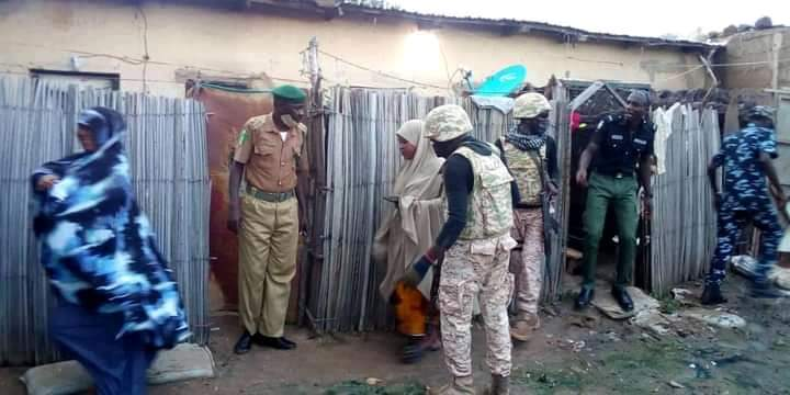 Shari'a committee, security personnel raid secret liquor, drug selling 'joints' in Yobe