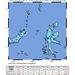 Earthquake in Kota Ternate, Indonesia Today March 17, 2015
