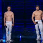 Duo Vladimir Balancing Act on America's Got Talent 2015 Week 11 (August 4 Episode)