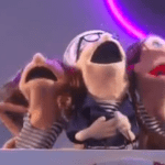 Ira the Puppet Performs on America's Got Talent 2015 Semifinals Week 1 (September 1 Episode)