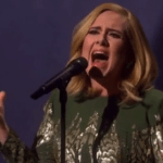 Adele Sings 'Hello' Live For The First Time (VIDEO)