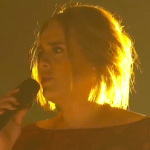 """Adele Performs """"All I Ask"""" on the Grammy Awards 2016 (VIDEO)"""