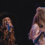 "Alisan Porter and Lacy Mandigo Sing ""California Dreamin"" on The Voice 2016 Season 10 Battle Round (VIDEO)"