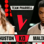 Team Pharell's Hannah Huston vs Malik Heard on The Voice 2016 Season 10 Knockout Round (VIDEO)