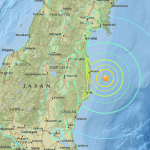 A Strong 6.9 Earthquake Hits Japan and a Tsunami Warning Issued