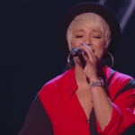 "Tanya Lacey Sings ""All the Man That I Need"" on The Voice UK 2017 (January 28 Episode)"