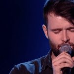 "Tim Gallagher Sings ""Crash"" on The Voice UK 2017 (February 18 Episode)"