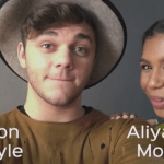 Aliyah Moulden vs Dawson Coyle on The Voice 2012 Season 12 Battle Round (VIDEO)