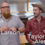 Jesse Larson vs Taylor Alexander on The Voice 2012 Season 12 Battle Round (VIDEO)
