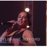 "Tracey Leanne Jefford Sings ""Be My Baby"" on X Factor UK 2017 Episode (VIDEO)"