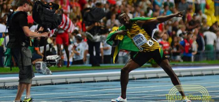Monday Morning Run: The rise of Tori Bowie, Gatlin's personal best, Bolt's 2014 schedule
