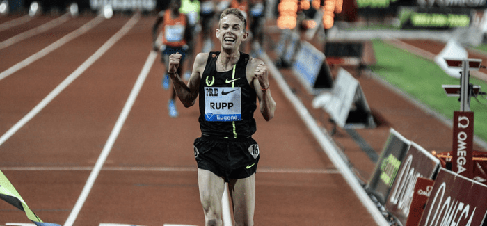 The Monday Morning Run: Another Rupp Record, Rudisha Struggles,  Vessey's Outfit