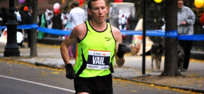 The Law of the Marathon: Ryan Vail and Nick Arciniaga tackle NYC and beyond
