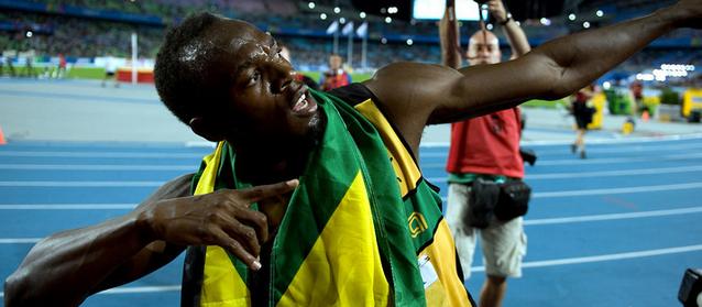 The Monday Morning Run:  Bolt returns, Farah sets world lead, De Grasse doubles up
