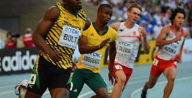 Bolt unravels Gatlin in 100m final: Breakfast in Beijing