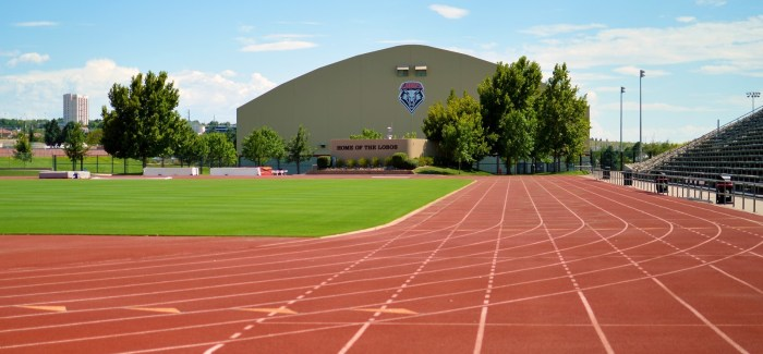 America's Track and Field Stadiums: New Mexico