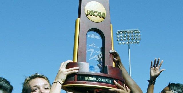 A look back at NCAA men's champion teams