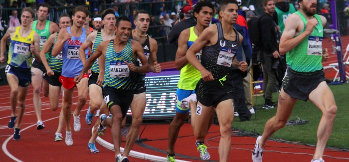 The Weekend's Best Matchups: Millrose Games, college action, and more