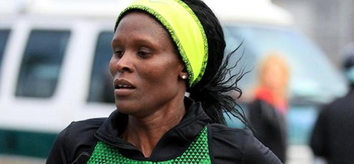 Kipyego's second-place finish rooted in disappointing 2015 experience