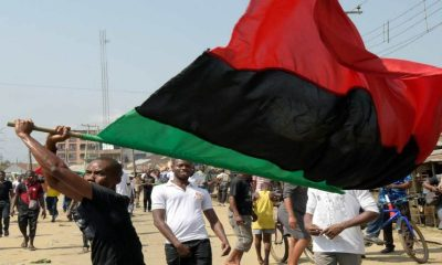 ipob fires back at army over video of boko haram killing soldiers