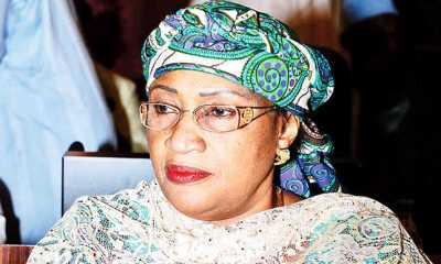 Minister of Women Affairs and Social Development Aisha Alhassan