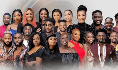 All BBNaija Housemates Group Picture