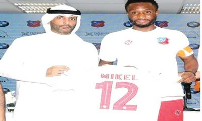 Mikel Obi Signs For Kuwait SC, Named Captain