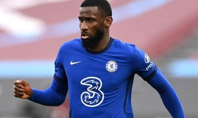 Tuchel Disappointed as Chelsea Prepare to Sell Rudiger | Daily Report Nigeria