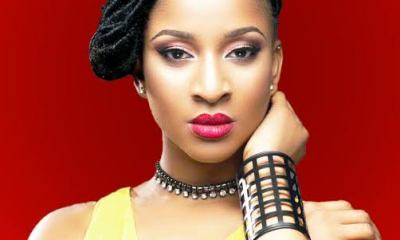 My Character in Wedding Party Affected me in Real Life – Adesua Etomi | Daily Report NIgeria