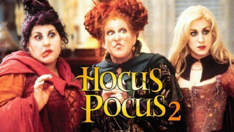 Hocus Pocus 2: Cast, Plot, Release Date