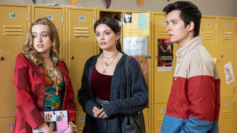 Sex Education Best show on teen comedy-drama know why
