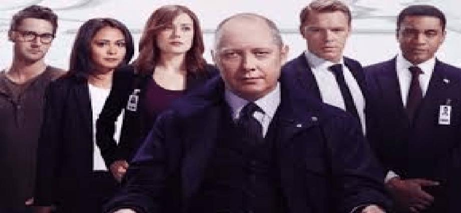 Blacklist season 8