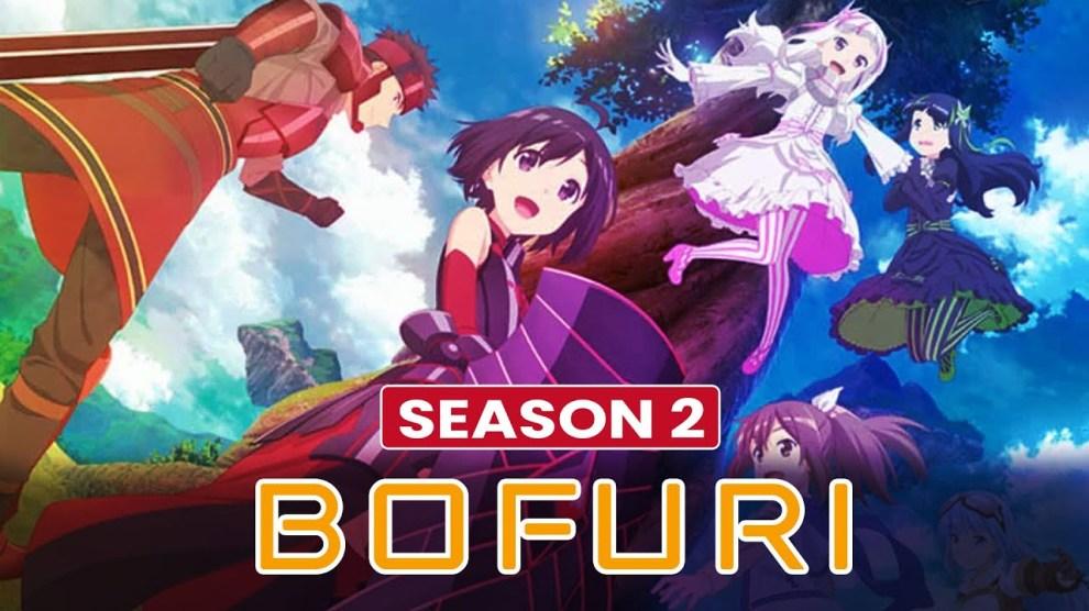 Netflix's Bofuri Season 2