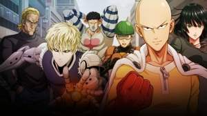 One Punch Man Season