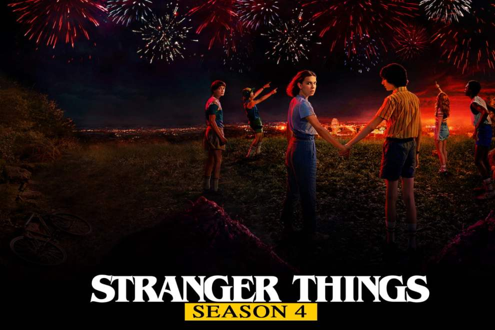 Stranger Things season 4