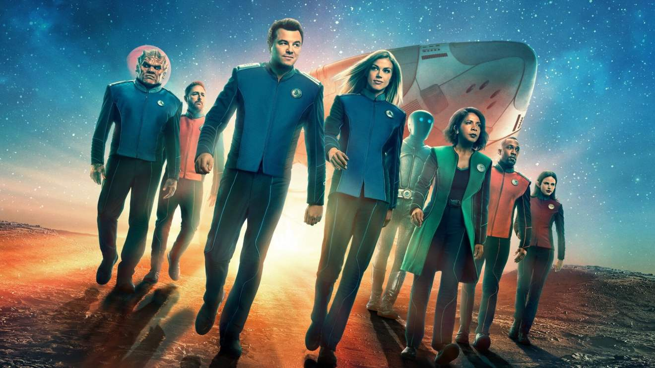 The Orville Season 3 every details