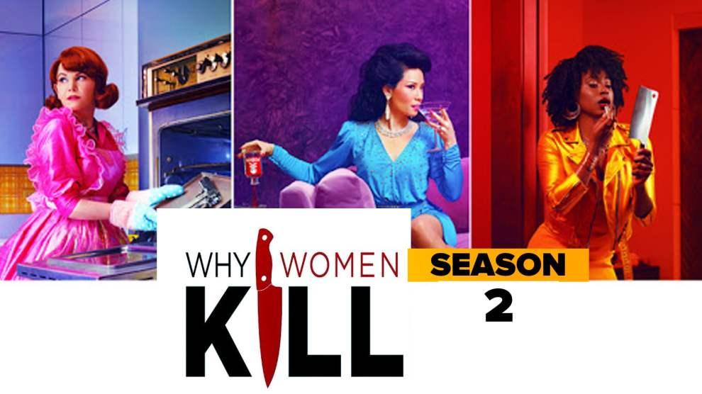 Why Women Kill Season 2