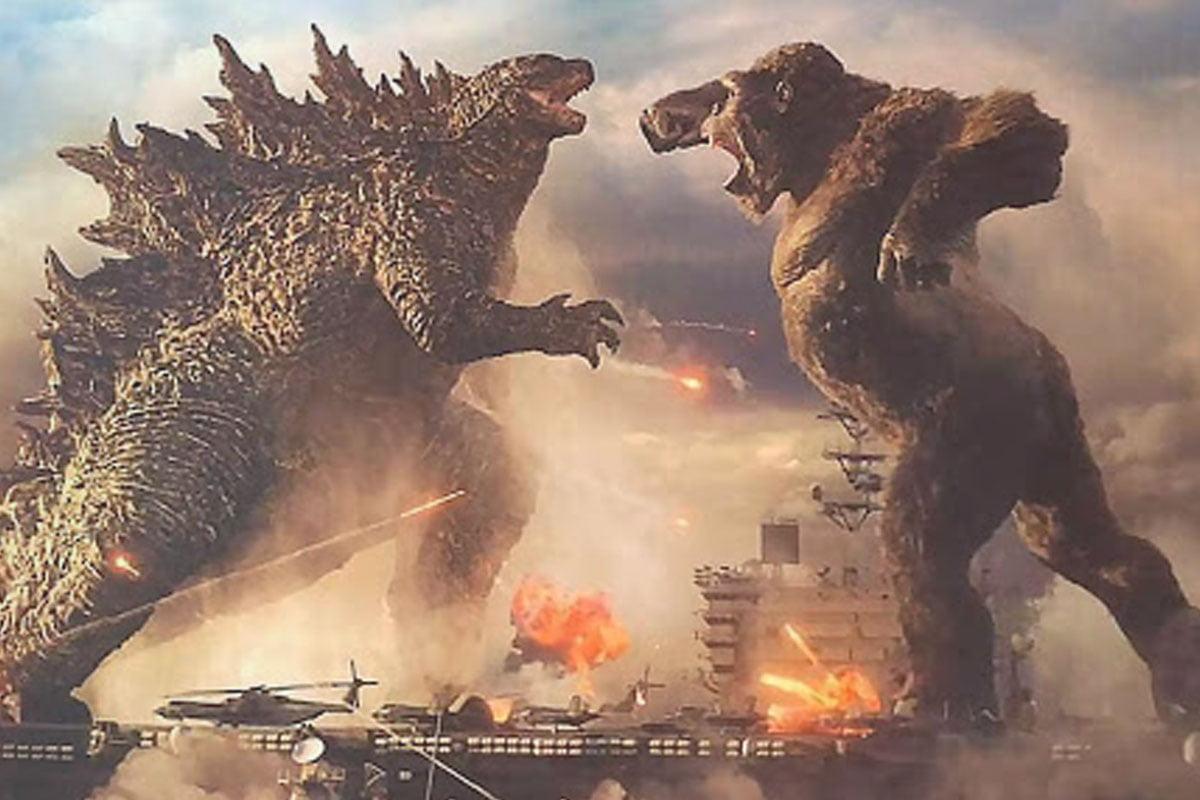 Godzilla vs. Long