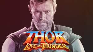Thor Love and Thunder Images from Set Reveal Thor's Fat Loss -1
