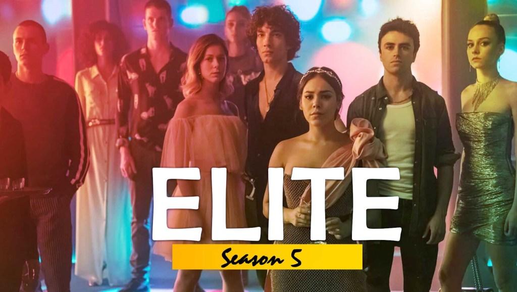 Elite Season 5 Release Date