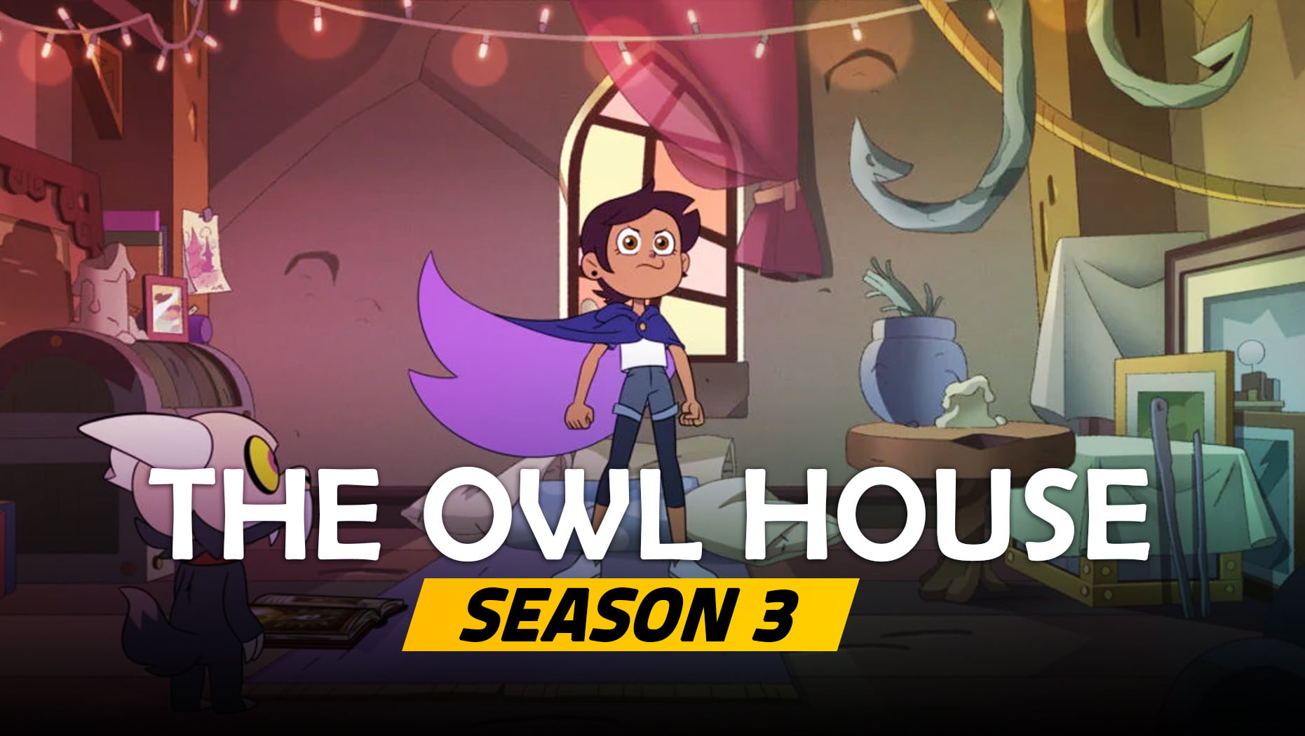 The Owl House Season 3 Release Date, Cast and Plot Details - Daily Research  Plot