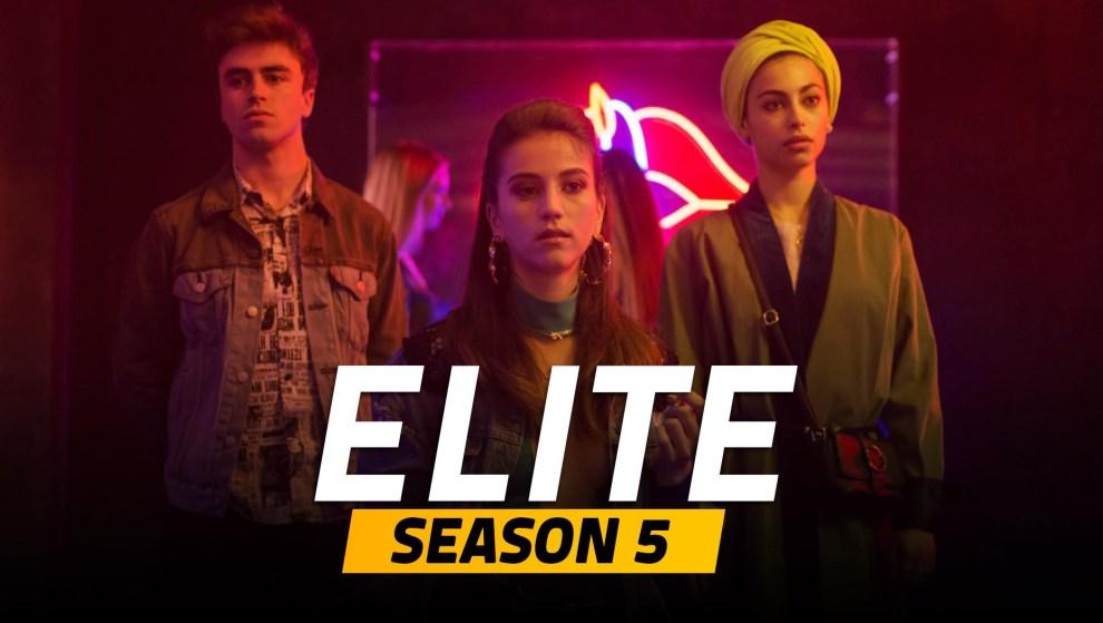 Elite Season 5