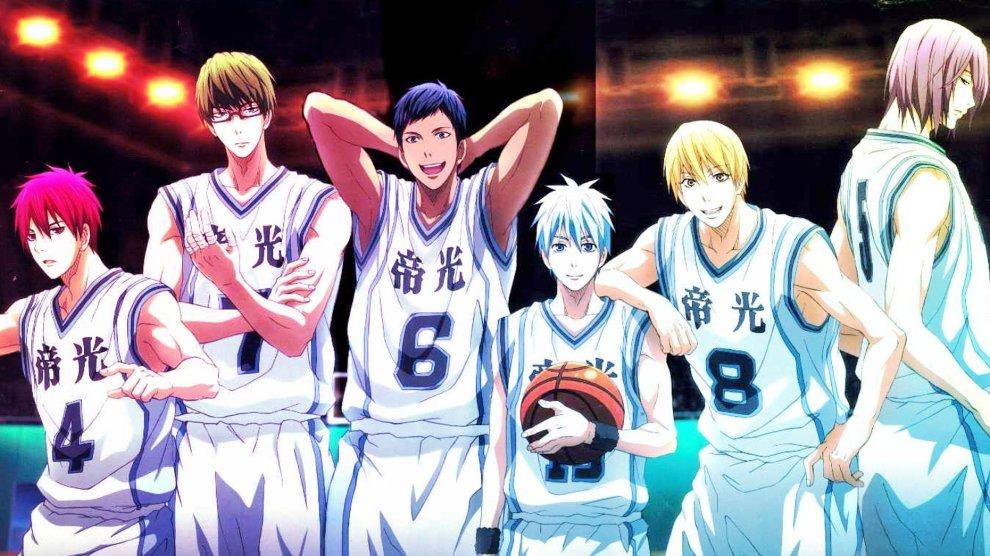 Kuroko's Basketball Season 4 Info