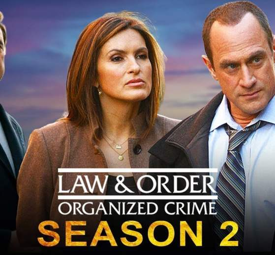 Law and Order: Organized Crime Season 2