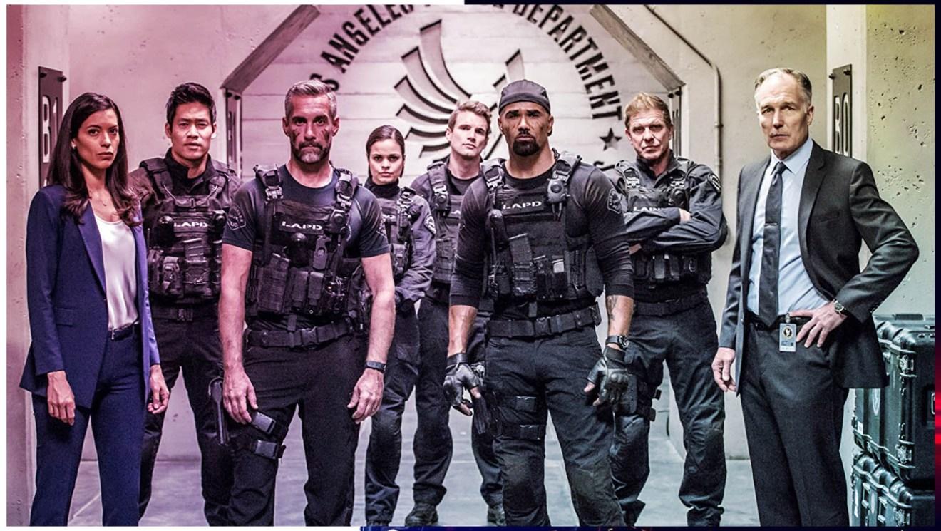 SWAT Season 5 Plto