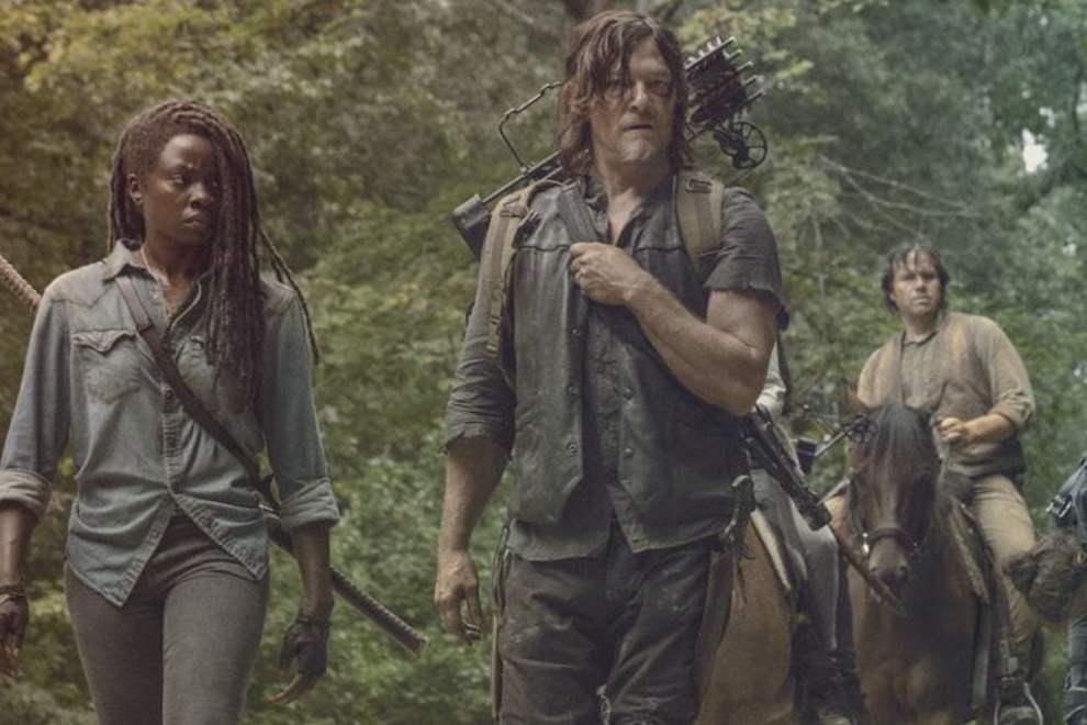 The Walking Dead Season 12