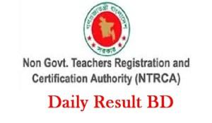 NTRCA Result 2019 - ngi.teletalk.com.bd