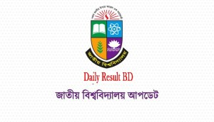 National University Routine Online Download Pdf