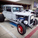 David's Custom Rat Rod